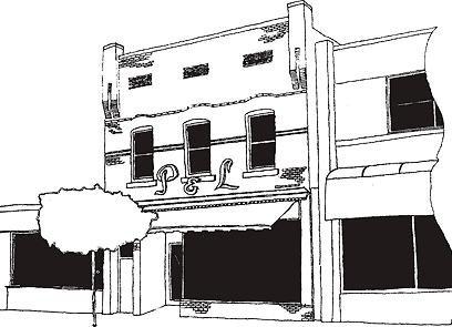 Ferrah's Bakery, credit to the <i>Town of Oakville</i>