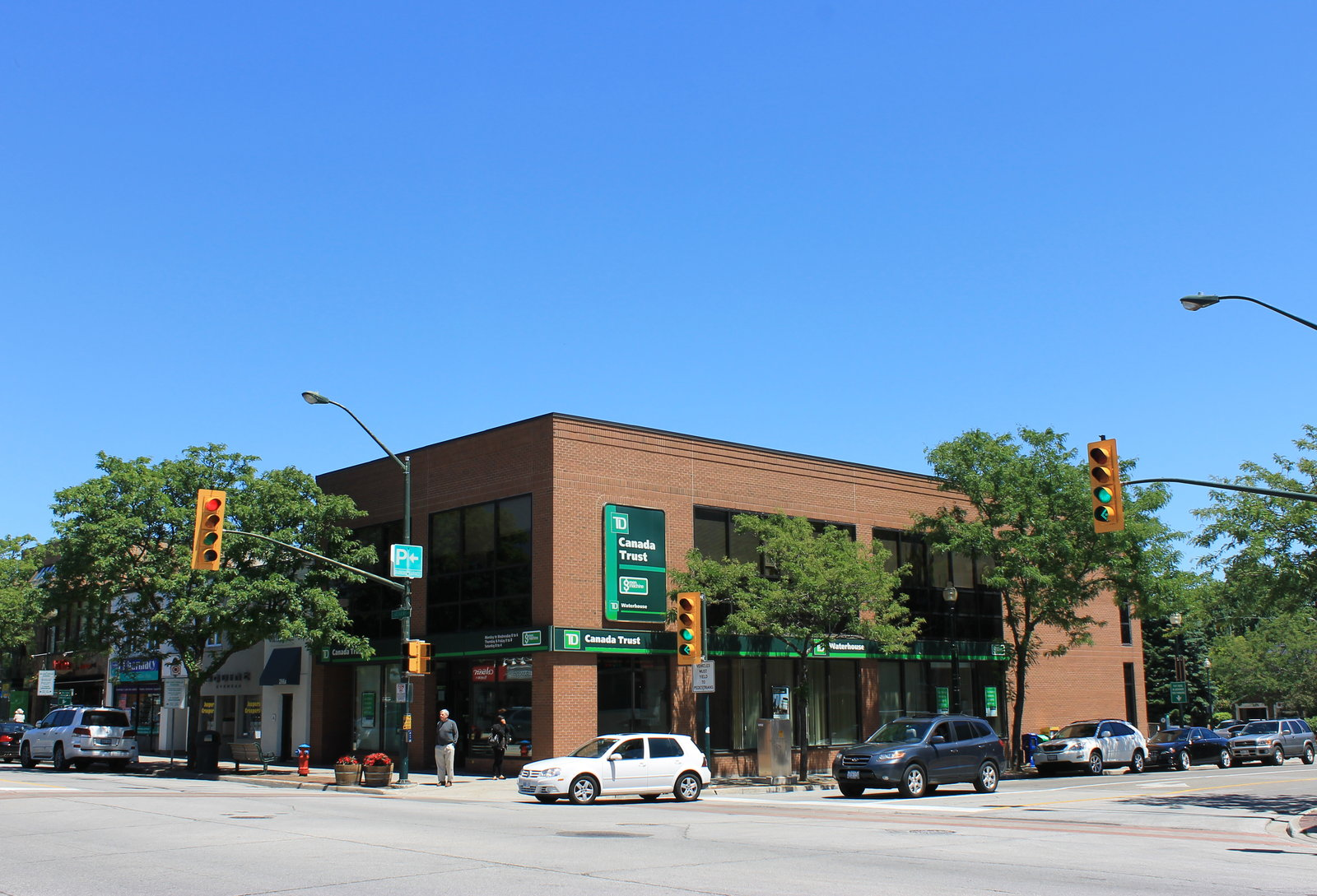 Current location of TD Canada Trust
