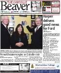 Oakville Beaver9 Jan 2013