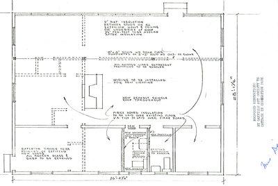 "Floorplan for the ""Cottage"""