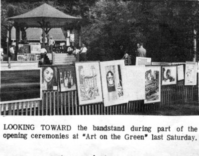 Art on the Green, 1965
