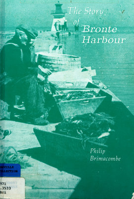 Book Cover: The Story of Bronte Harbour by Philip Brimacombe