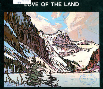 """""""Love of the Land"""" Tom Chatfield Solo Show"""
