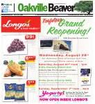 Oakville Beaver28 Aug 2013