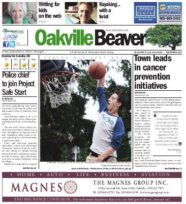 Oakville Beaver, 6 Sep 2013