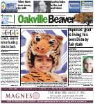 Oakville Beaver1 Nov 2013
