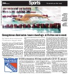 Georgetown dominates team standings at Halton swim meet