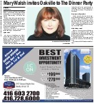 Mary Walsh invites Oakville to The Dinner Party