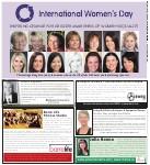 International Women's Day: Inspiring change for greater awareness of women's equality