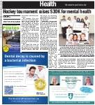 Hockey tournament raises $30k for mental health