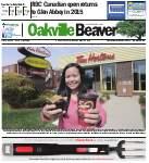 Oakville Beaver16 May 2014