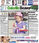 Oakville Beaver5 Jun 2014