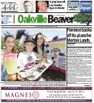 Oakville Beaver5 Sep 2014