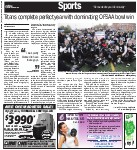 Titans complete perfect year with dominating OFSAA bowl win