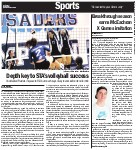 Depth key to STA's volleyball success: undefeated Raiders improve to 6-0 but coach say many teams will contend for title