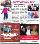 Happy Family Day! Family-friendly winter events