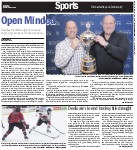 Devils aim to end hockey title drought