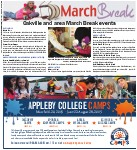 Oakville and area March Break events
