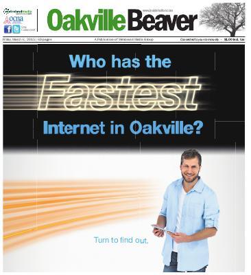 Oakville Beaver, 6 Mar 2015