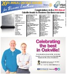 20th annual Oakville awards for business excellence