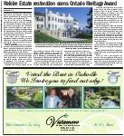 Holcim Estate restoration earns Ontario Heritage Award