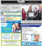 HHS recognized for Good For You, Locally Grown hospital food project