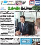 Liberal Leader Justin Trudeau likes public policy charity: Trudeau speaks to Liberal economic, security and employment plans
