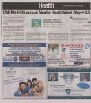 CMHA's 64th annual Mental Health Week May 4-10