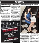 """Oakville singer takes love of opera """"one step at a time"""""""