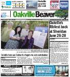 Oakville Beaver21 May 2015