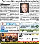 Carr blasts CN for jeopardizing Halton's planning