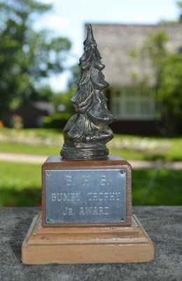 Bronte Horticultural Society Bumby Trophy