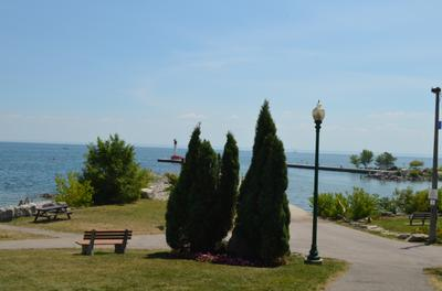 View of Oakville Pier