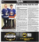 Oakville hockey feels the draft