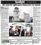 OYS' Oakville Lighthouse a beacon fo U.S. tourists