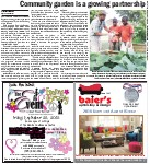 Community garden is a growing partnership