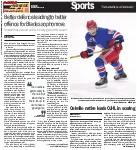 Oakville native leads OJHL in scoring