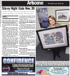 Starry Night Gala Nov. 20: Oakville Art Society fundraiser to help expand Community Outreach Arts Program and celebrates 50th anniversary