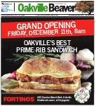 Oakville Beaver10 Dec 2015