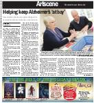 Helping keep Alzheimer's 'at bay': New Oakville Galleries art program designed for seniors with Alzheimer's disease and loved ones