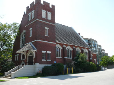 Walton Memorial United Church