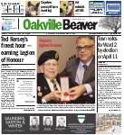 Oakville Beaver14 Jan 2016