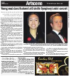 Young musicians featured at Oakville Symphony's mini-concert