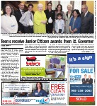 Teens receive Junior Citizen awards from Lt. Governor