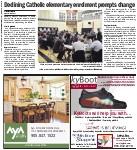 Declining Catholic elementary enrolment prompts change
