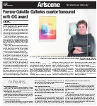 Former Oakville Galleries curator honoured with GG award