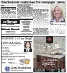 Oakville Beaver readers love their newspaper: survey