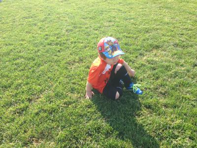 """3 Year Old """"Soccer"""""""