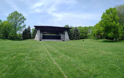 Coronation Park Band Shell