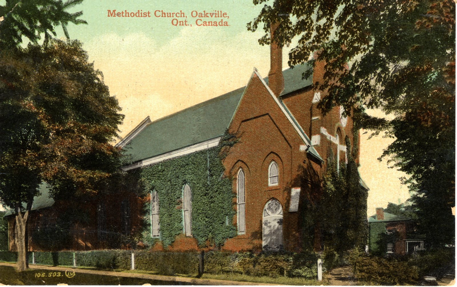"""Methodist Church"", St. John's United"